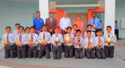 Awards Ceremony at RRPS