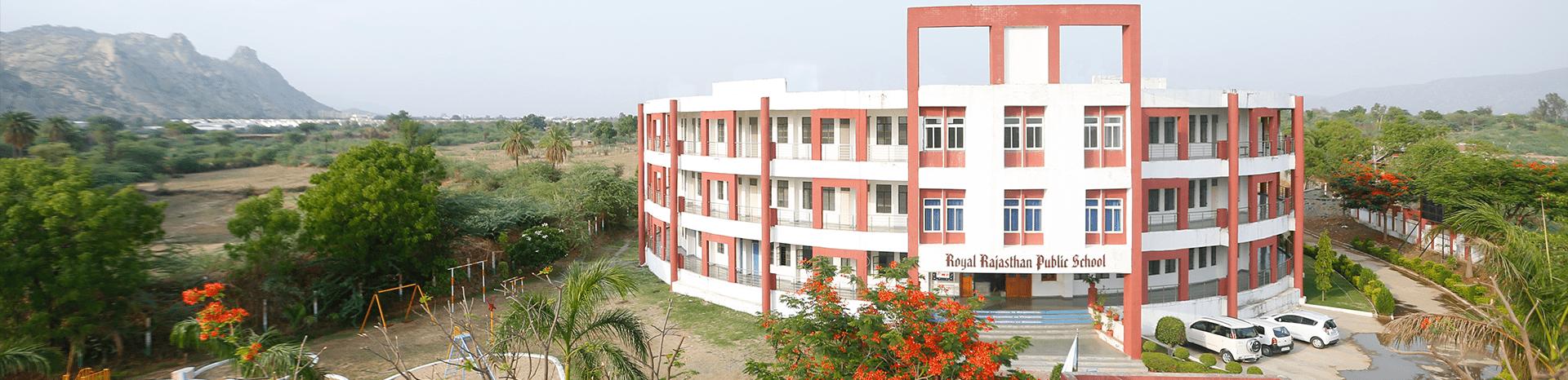 Royal Rajasthan Public School - Best Boarding School in India