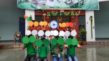 Independence Day at RRPS Abu Road